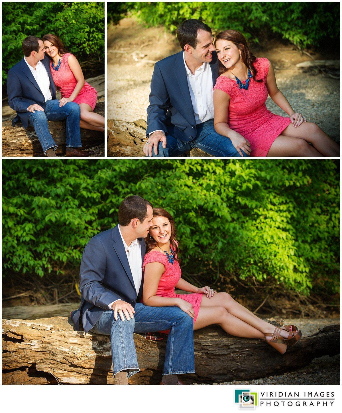 James Valerie Atlanta Engagement Wedding