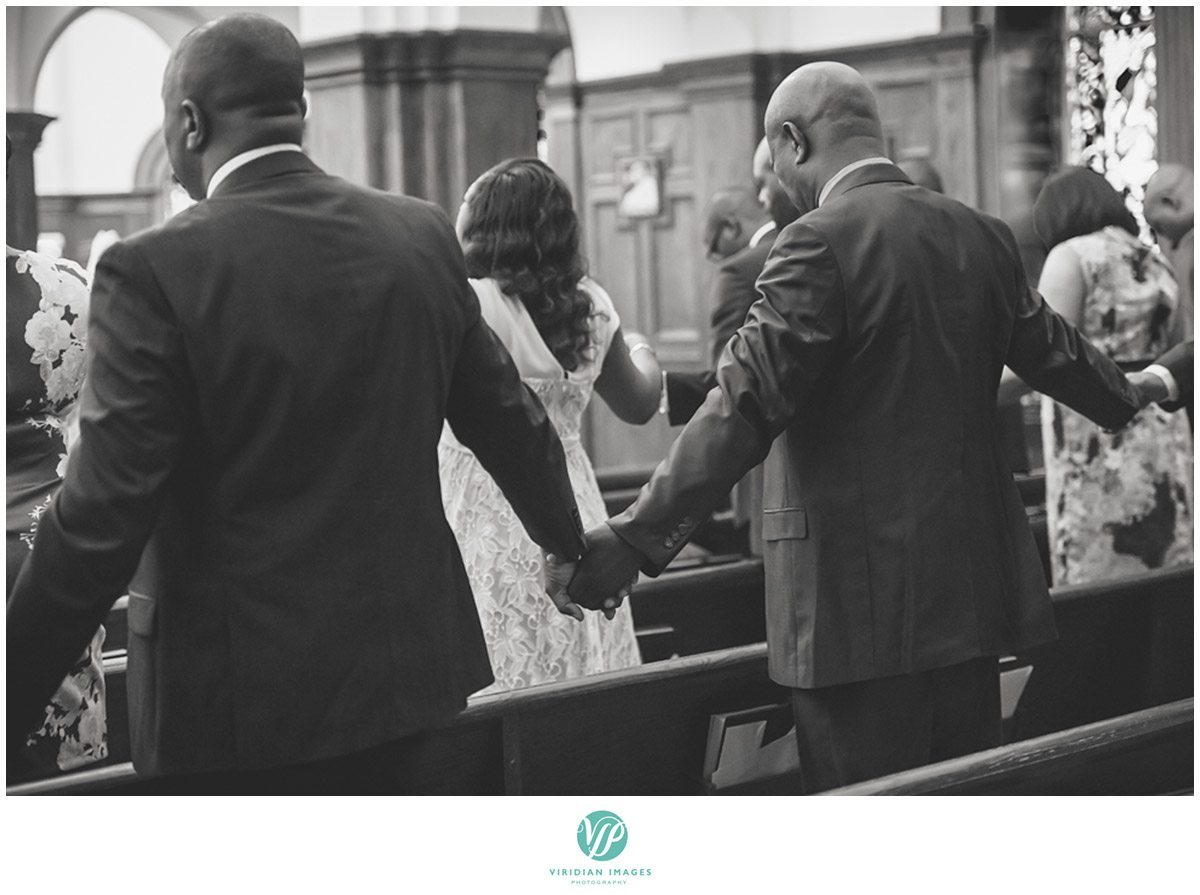 Holy Spirit Catholic Church Atlanta, GA Wedding Photo