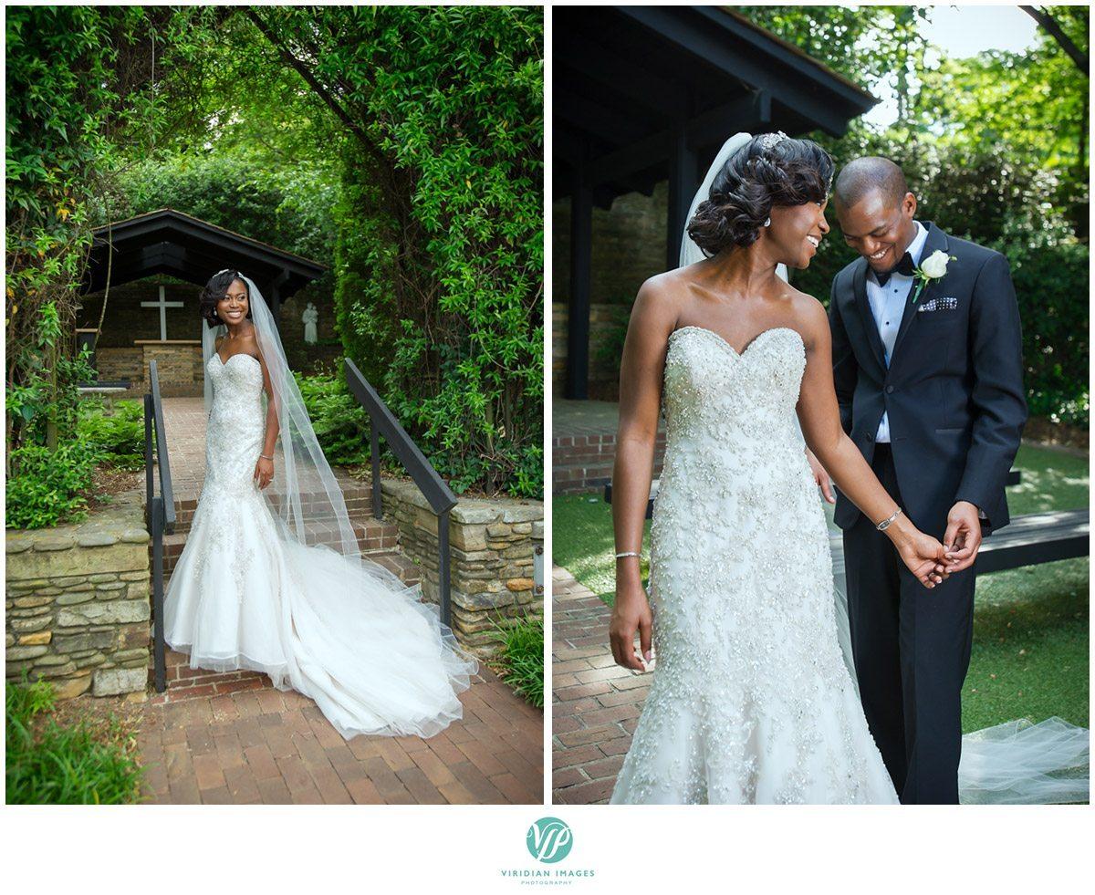 Renaissance Waerly Atlanta Allure Couture Wedding Dress Photo