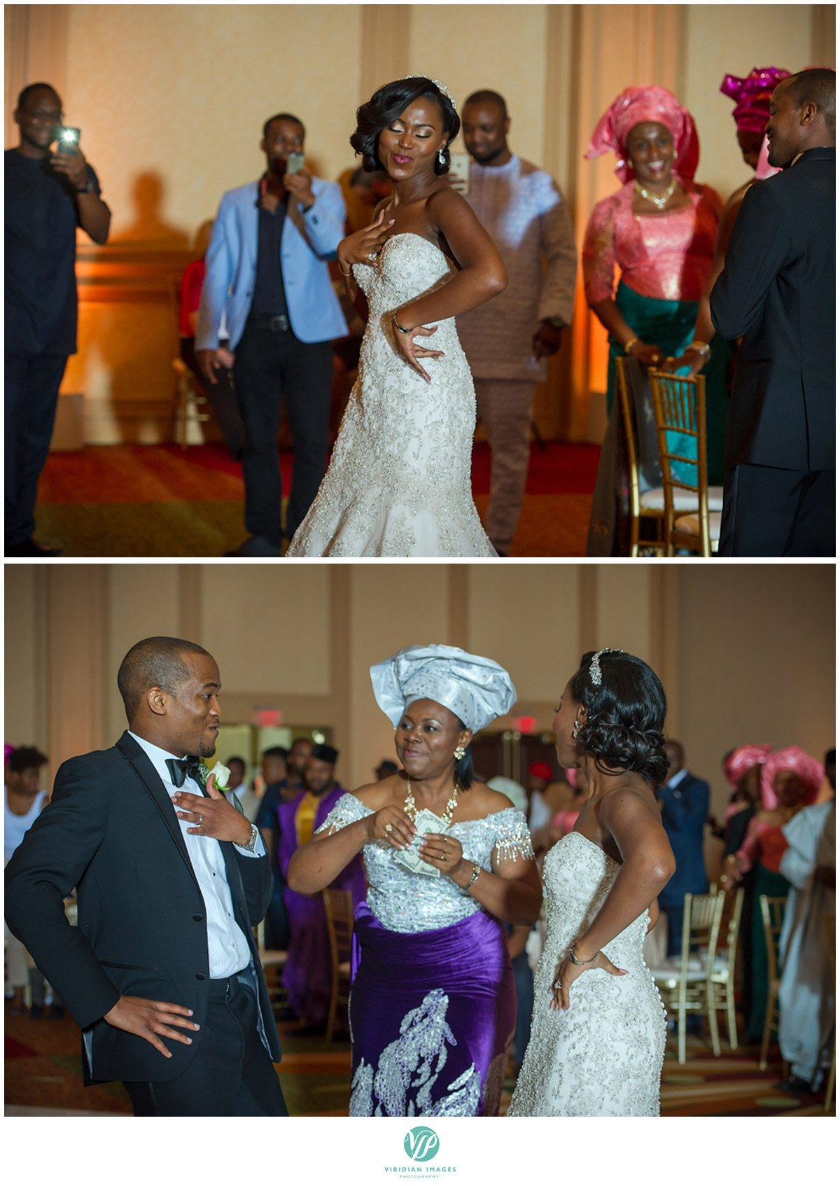 Renaissance Waerly Atlanta Wedding Nigerian Dance Photo