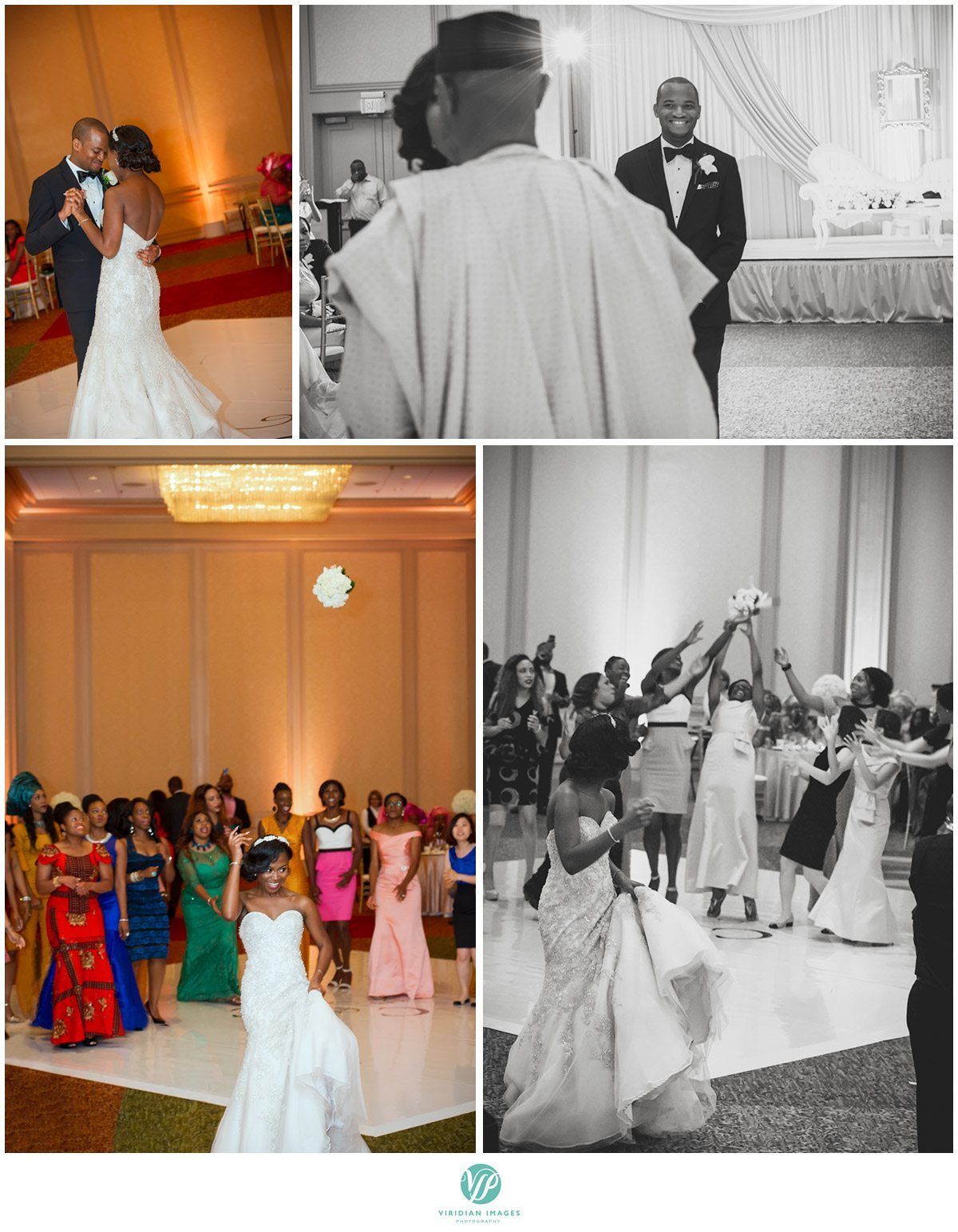 Renaissance Waerly Atlanta Wedding Nigerian Reception Photo