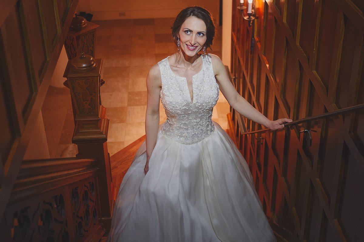 Bisham Manor Wedding Bride Detail Photo