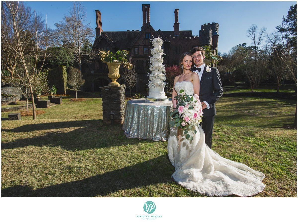 Bisham Manor Wedding Photo