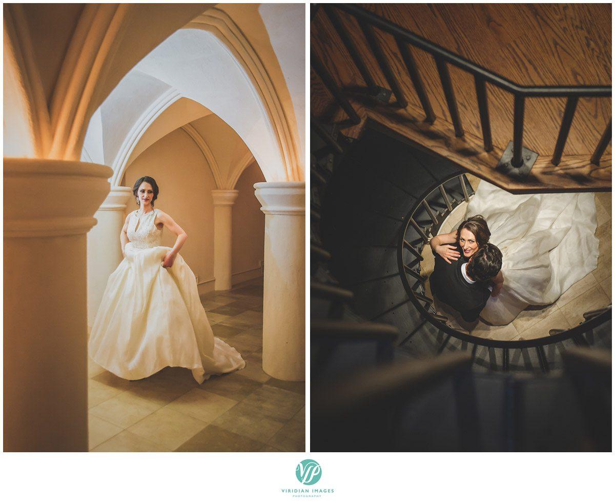 Bisham Manor Wedding Bride Portrait Detail Photo