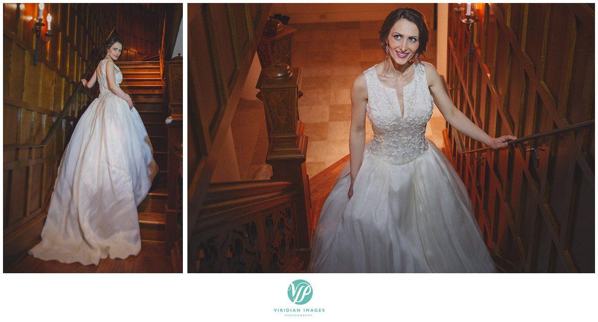 Bisham Manor Wedding Bridal Portrait Detail Photo