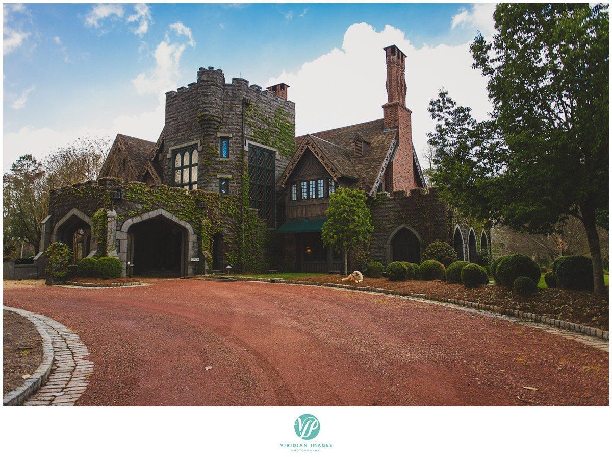 Bisham Manor Wedding Castle Photo