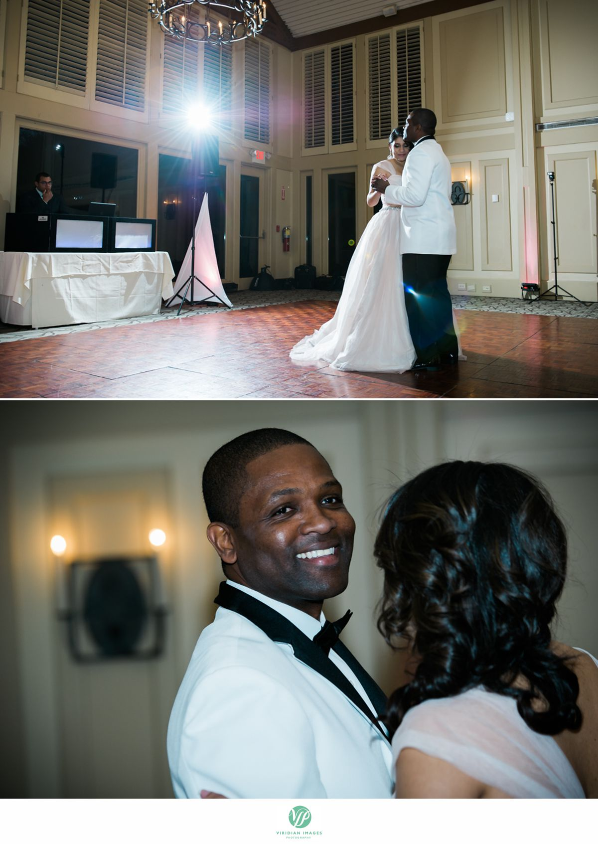 Country Club of the South Johns Creek GA Wedding first dance photo 23