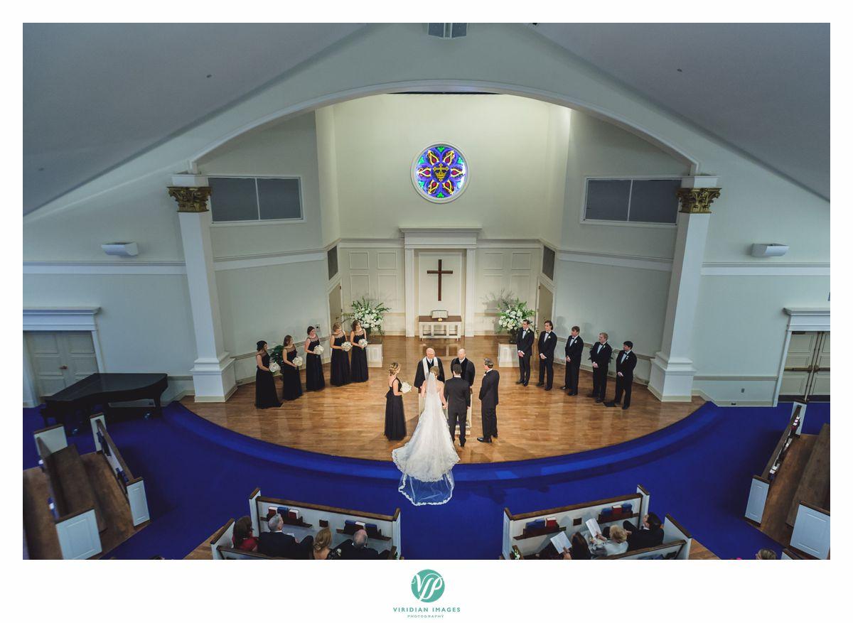 Ceremony at Peachtree Presbyterian