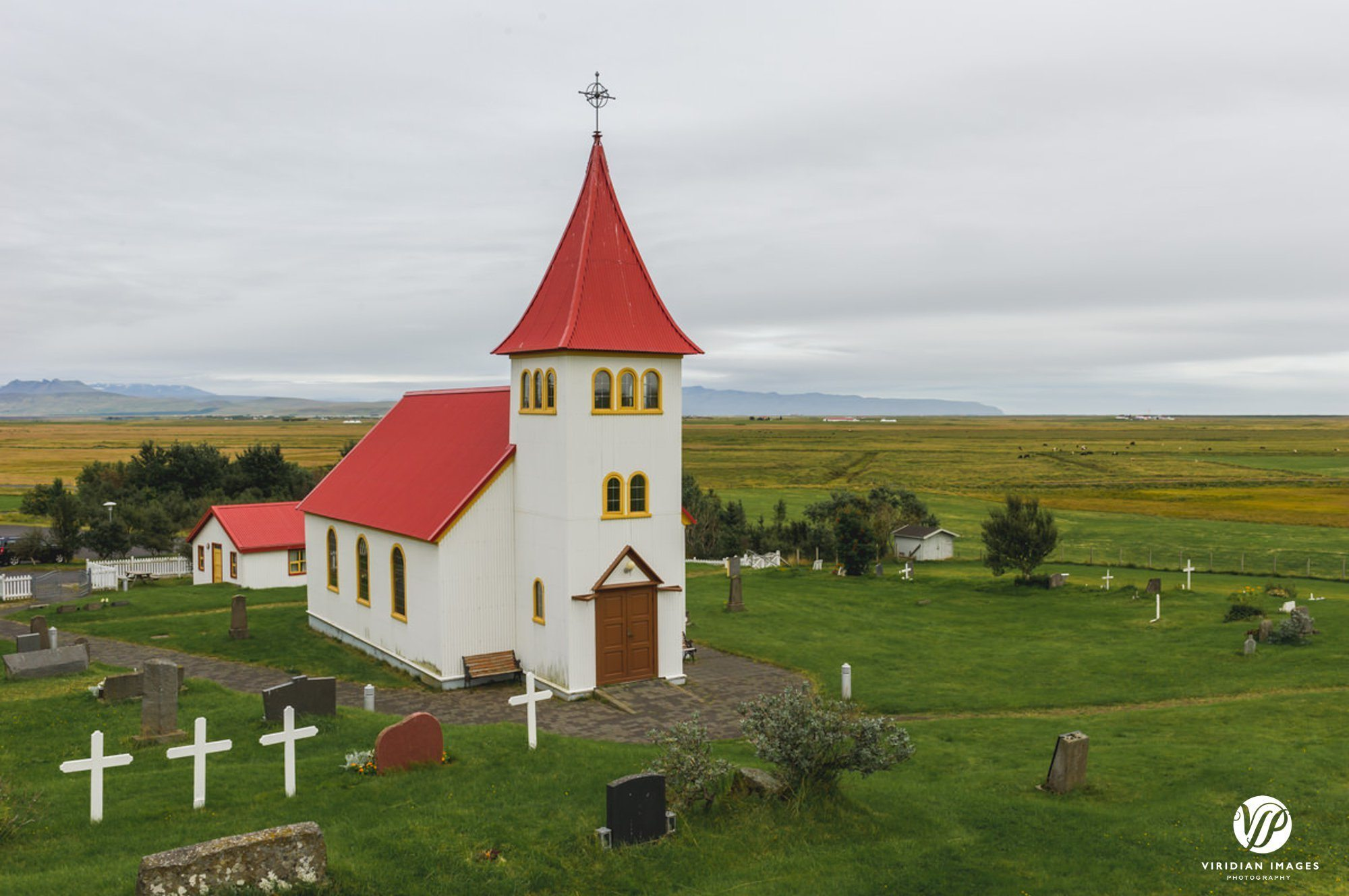 Oddakirkja Church Hella Iceland