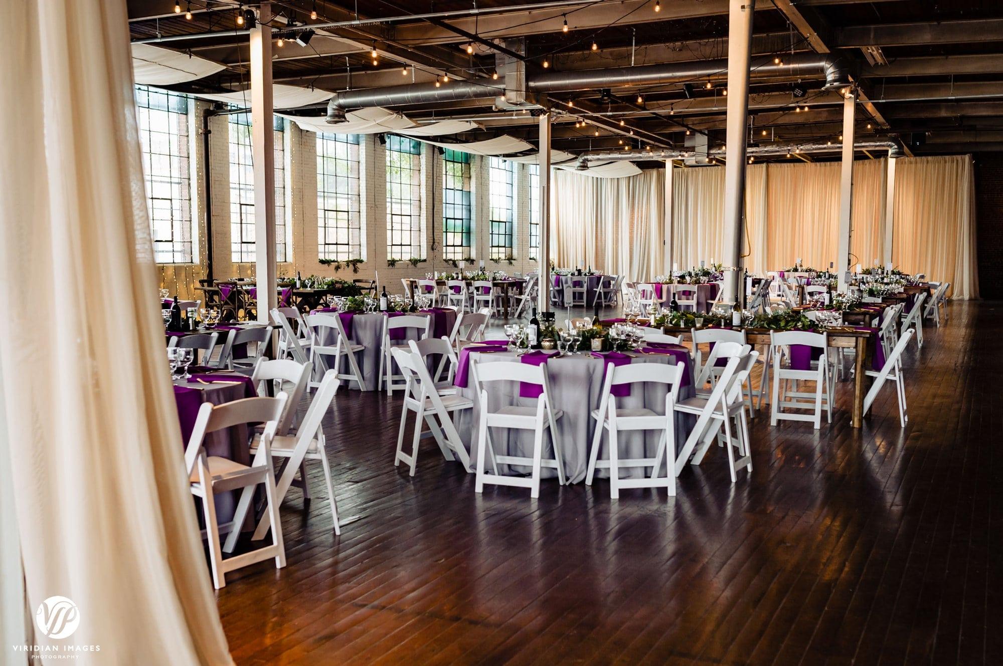 Ambient+Studio wedding reception