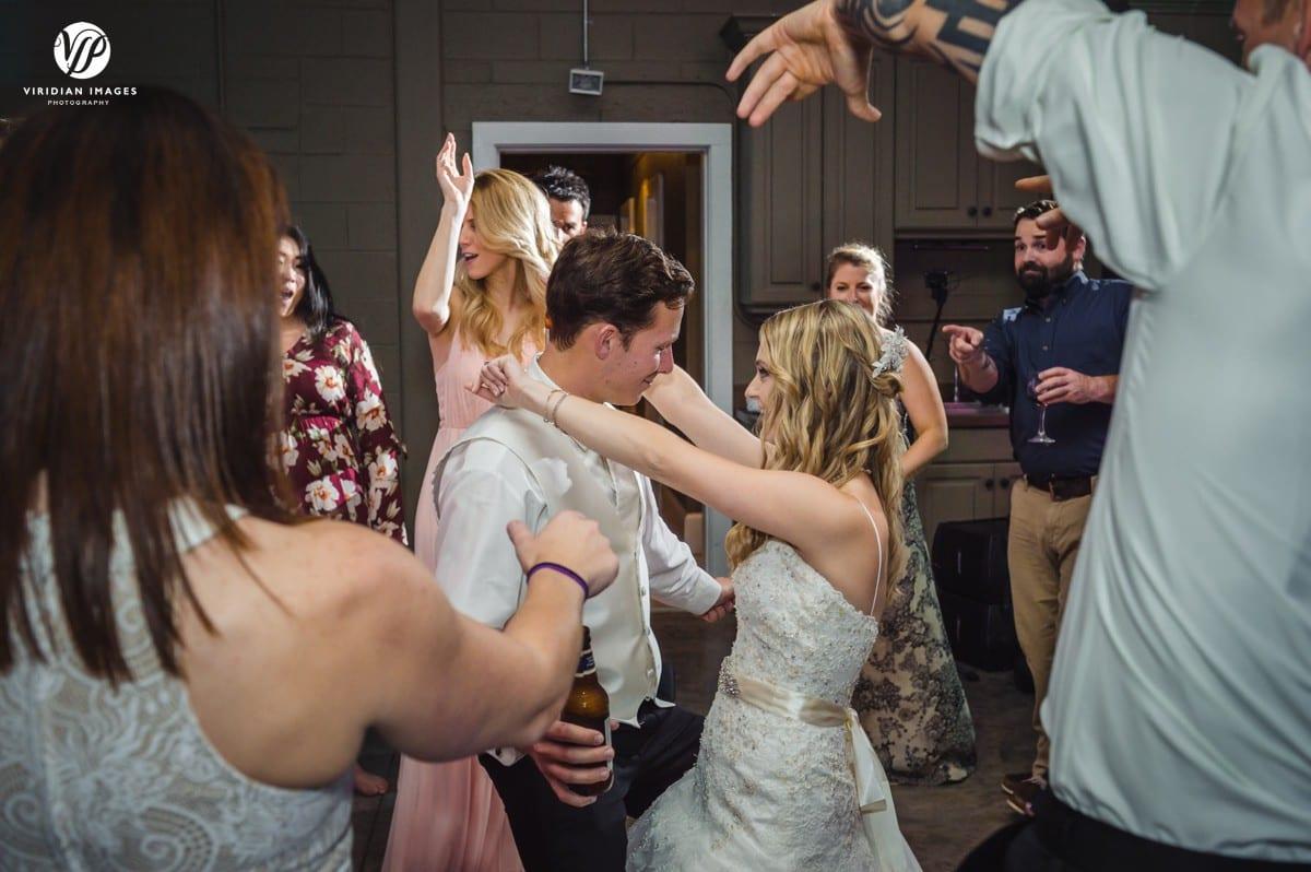 couple dancing wedding reception walnut hill farm dalton ga