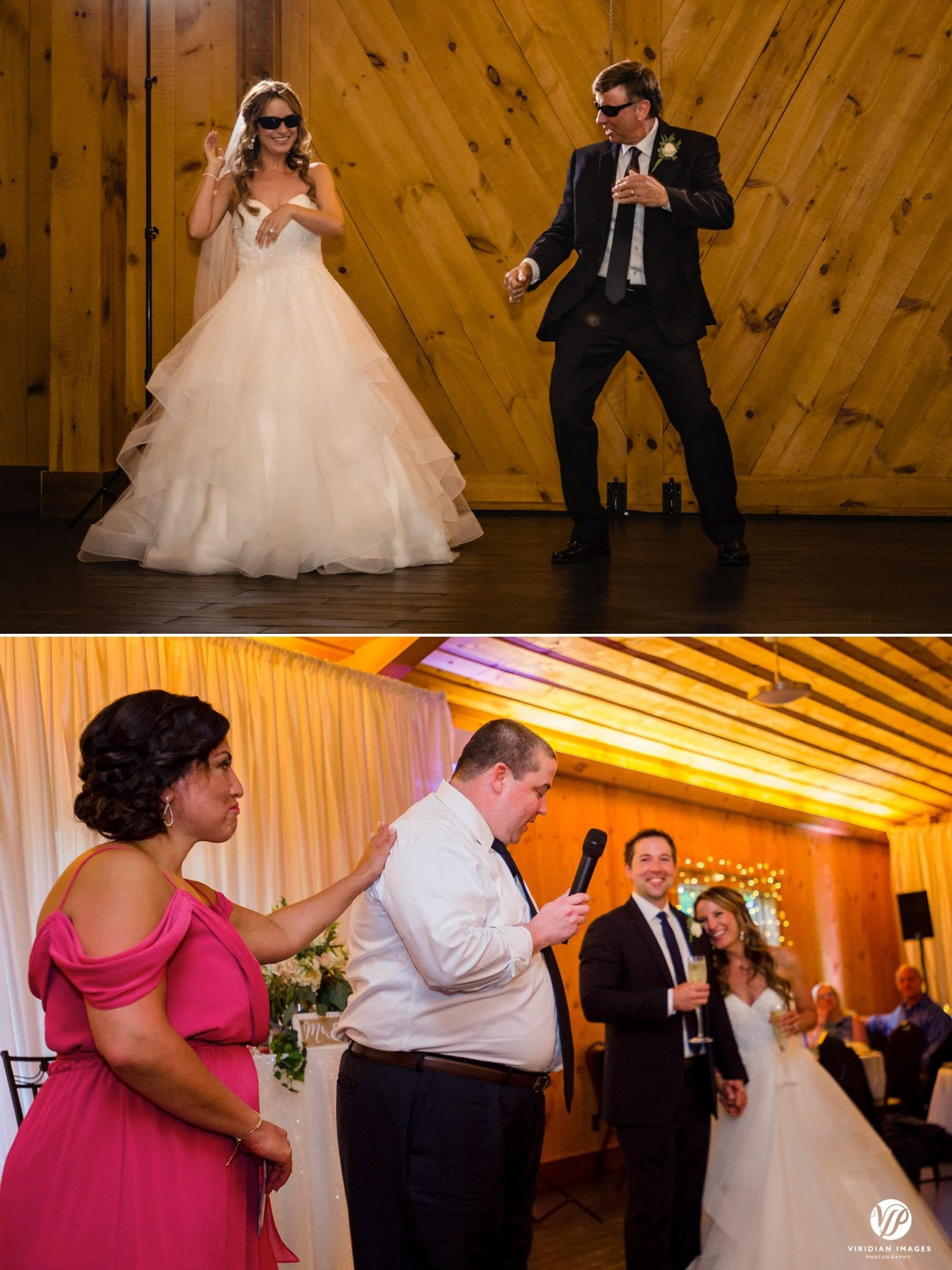 funny father/daughter dance and wedding toasts