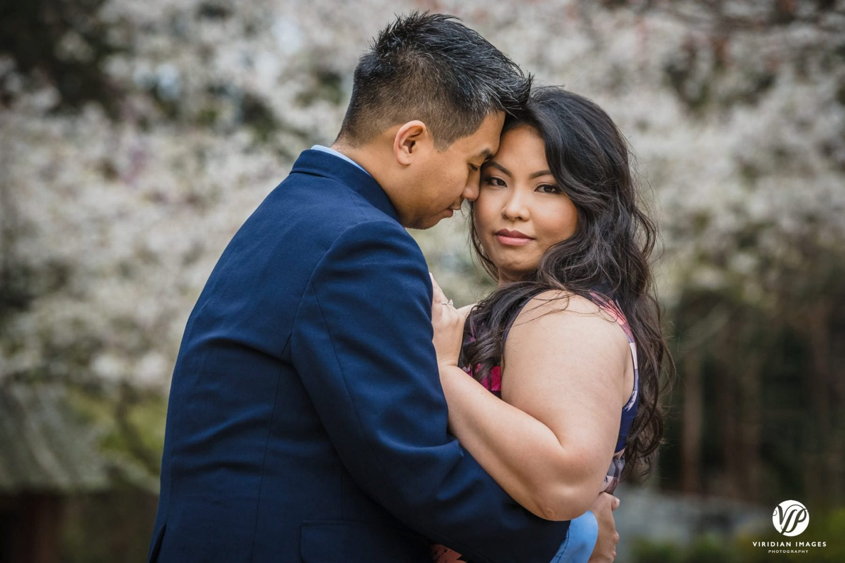 romantic, intimate, sultry couple photo engagement stone mountain park